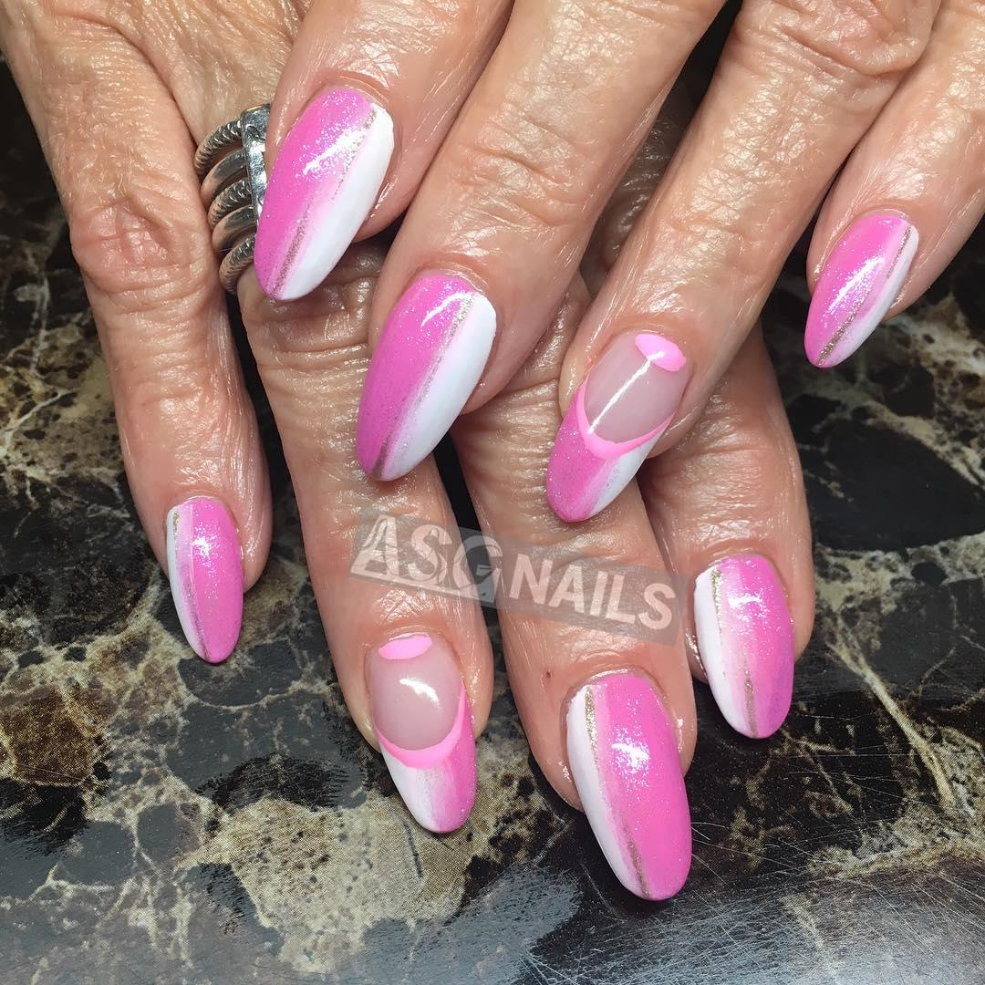 17 must see ideas for acrylic nail designs 2019 13 - 17 Must See Ideas forAcrylic Nail Designs 2019