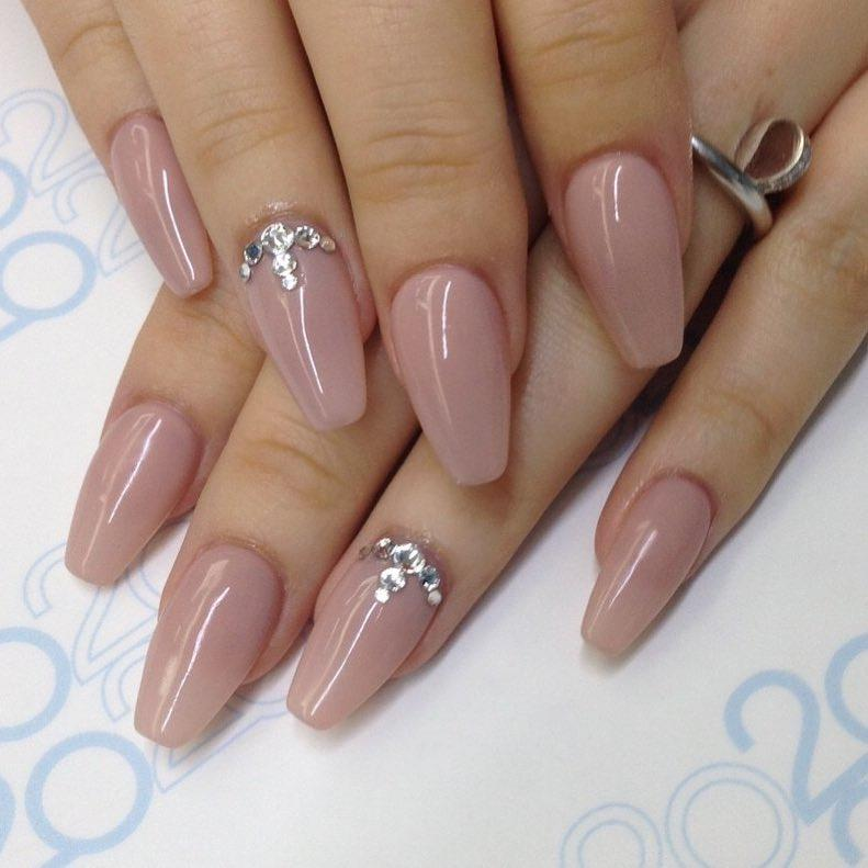 17 must see ideas for acrylic nail designs 2019 14 - 17 Must See Ideas forAcrylic Nail Designs 2019