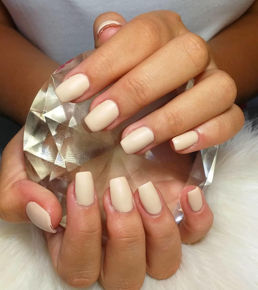 17 must see ideas for acrylic nail designs 2019 3 - 17 Must See Ideas forAcrylic Nail Designs 2019