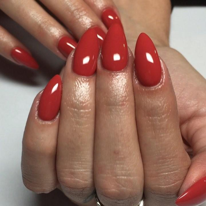 17 must see ideas for acrylic nail designs 2019 4 - 17 Must See Ideas forAcrylic Nail Designs 2019