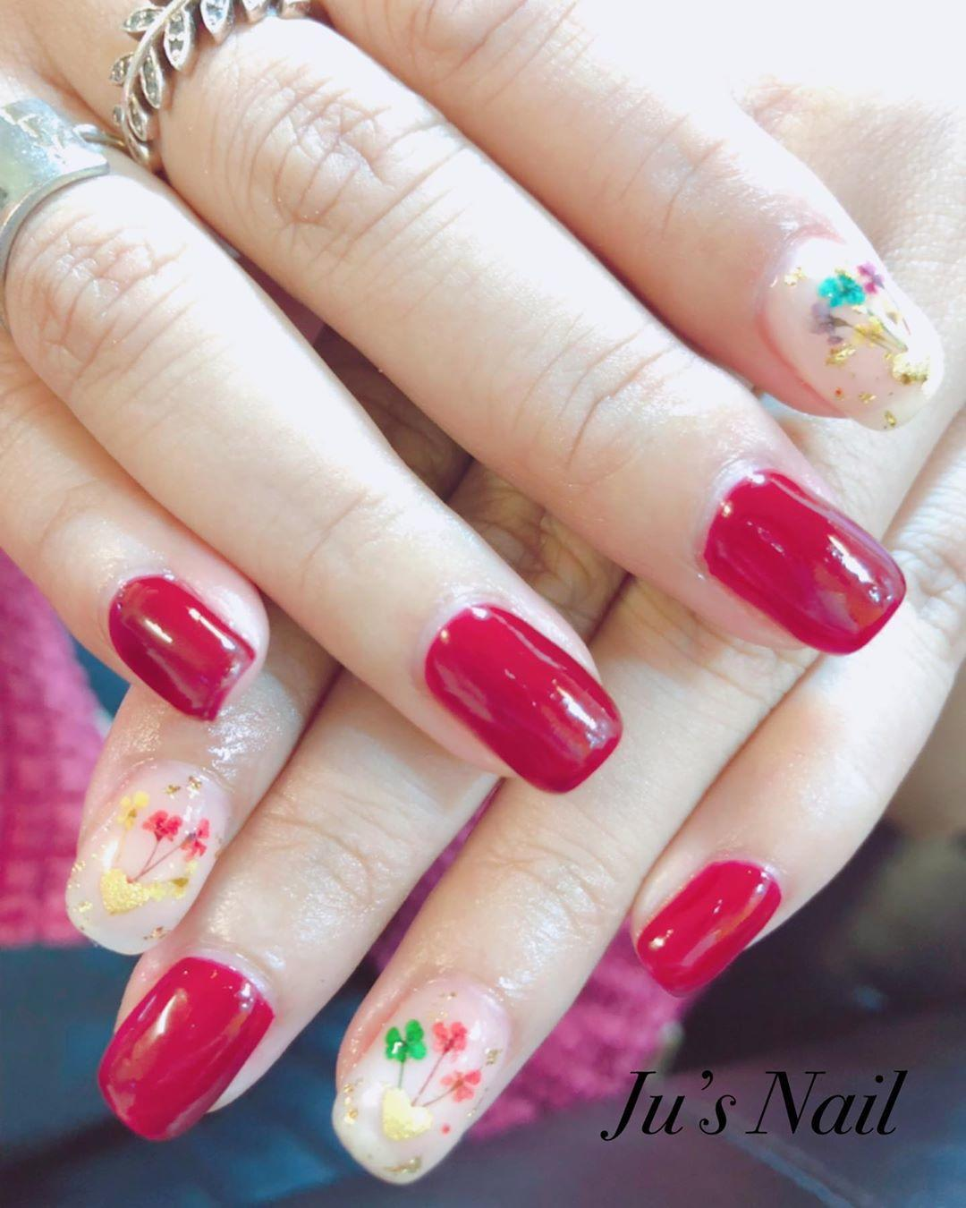 17 must see ideas for acrylic nail designs 2019 7 - 17 Must See Ideas forAcrylic Nail Designs 2019