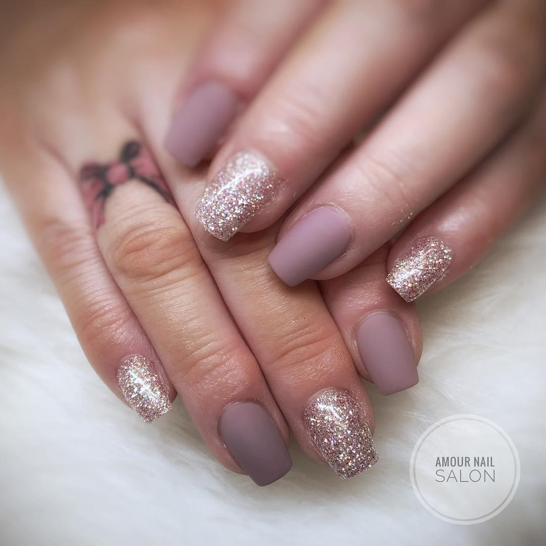 17 must see ideas for acrylic nail designs 2019 - 17 Must See Ideas forAcrylic Nail Designs 2019