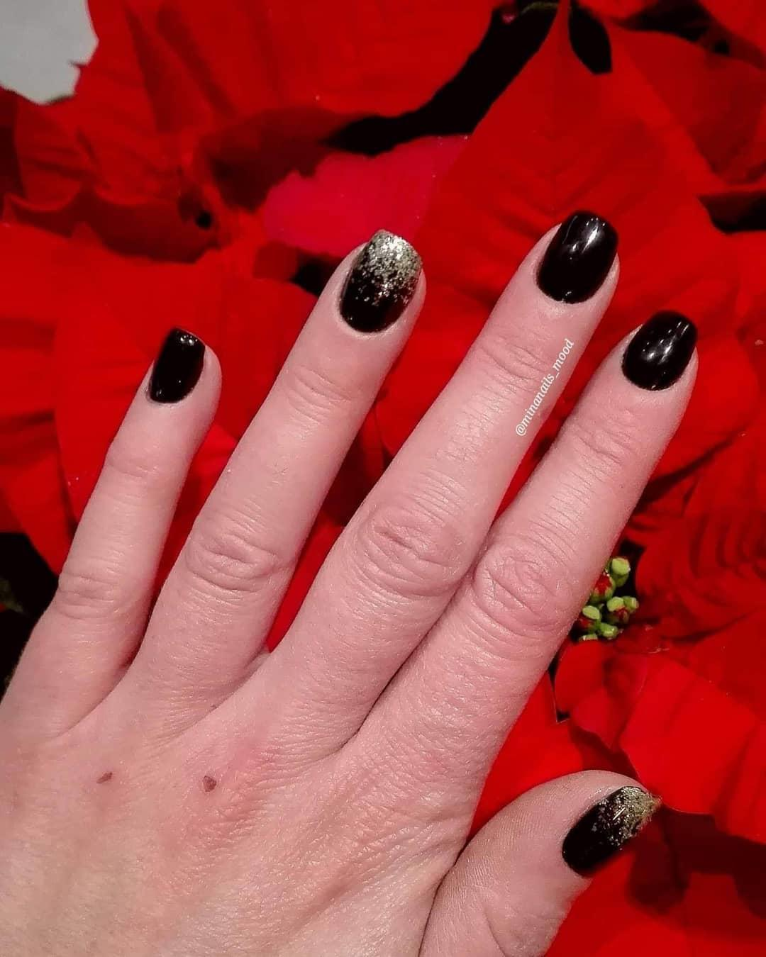 22 french manicure ideas and designs 2019 14 - 22 French Manicure Ideas and Designs 2019