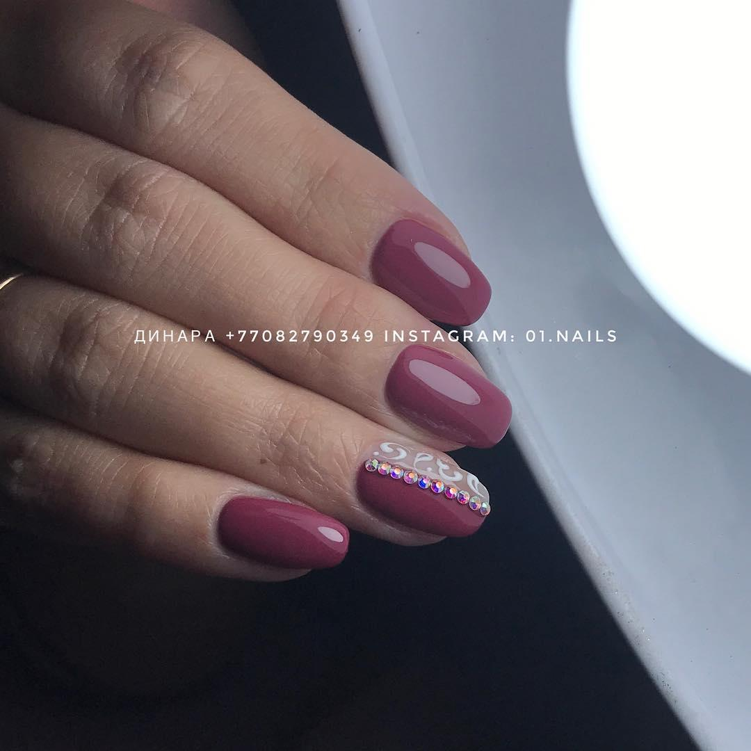 22 french manicure ideas and designs 2019 4 - 22 French Manicure Ideas and Designs 2019