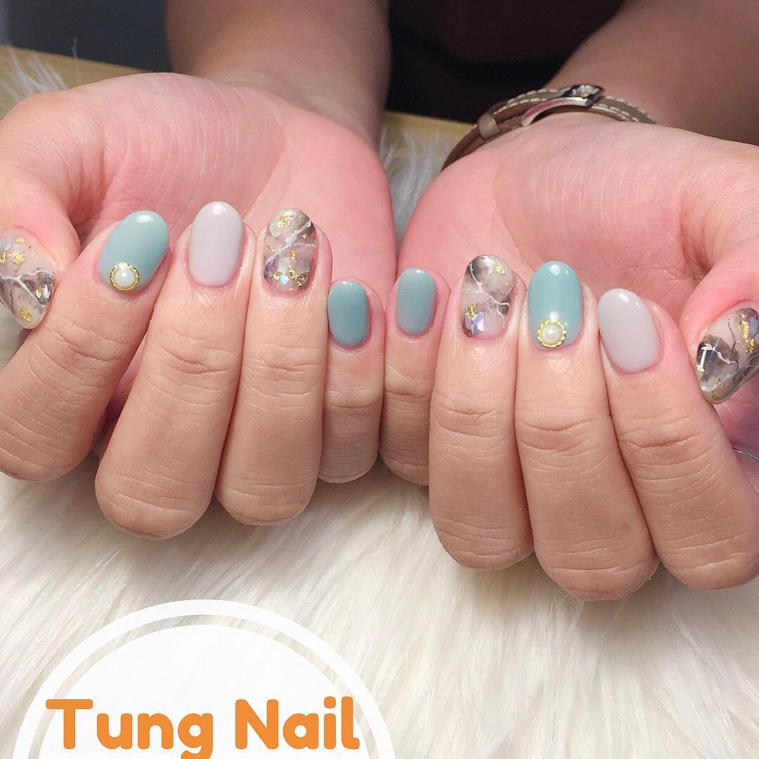22 french manicure ideas and designs 2019 5 - 22 French Manicure Ideas and Designs 2019