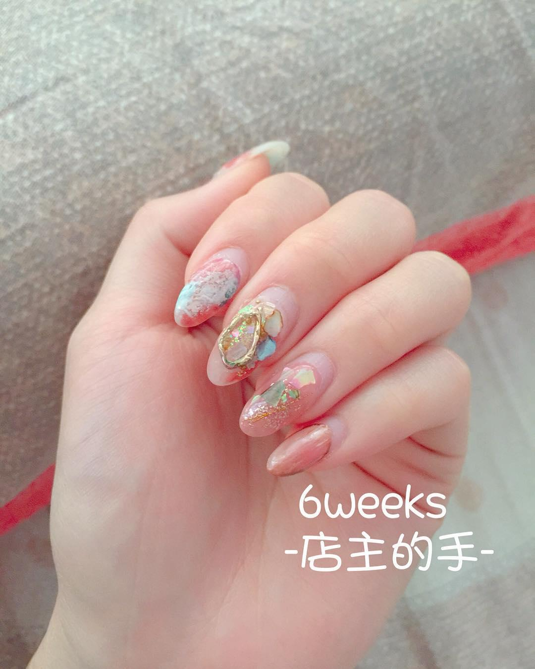 22 french manicure ideas and designs 2019 6 - 22 French Manicure Ideas and Designs 2019