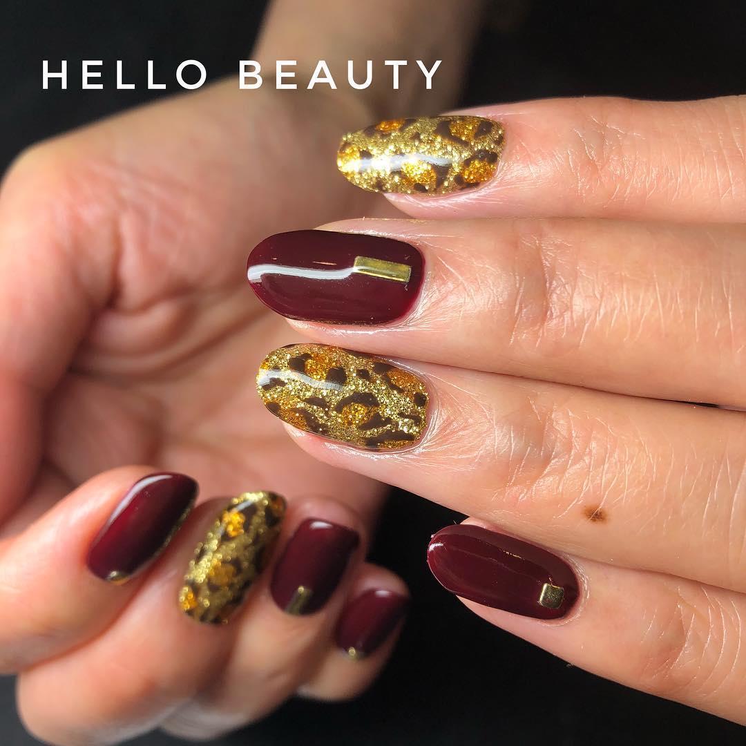 amazing 3d nail art ideas 2019 4 - 17 Amazing 3D Nail Art Ideas 2019