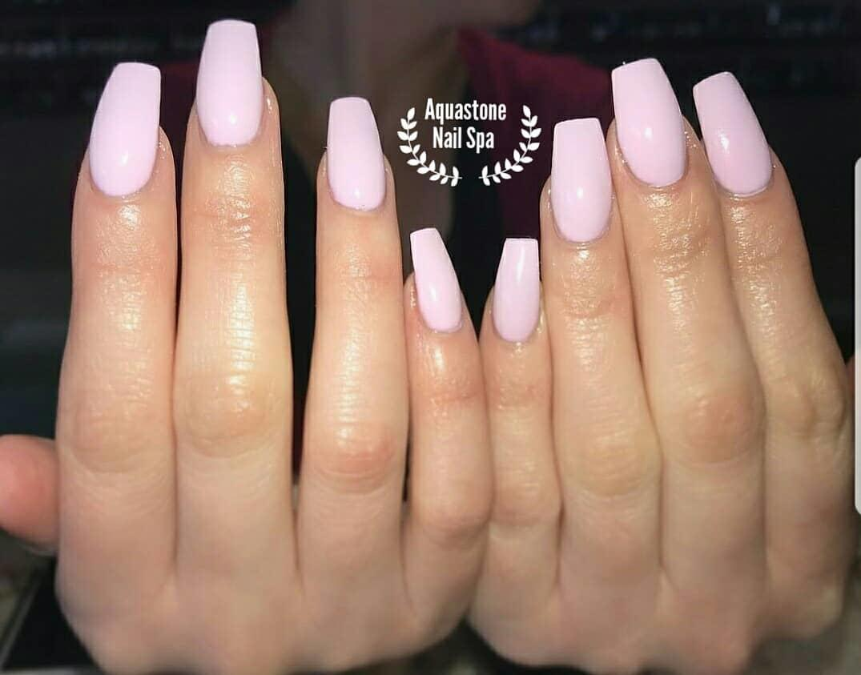 amazing valentines nail art designs 2019 4 - 12 Amazing Valentine's Nail Art Designs 2019