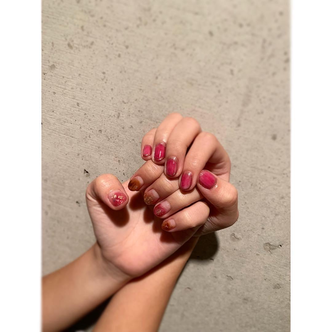 cool pink nail designs 2019 17 - 21 Cool Pink Nail Designs 2019