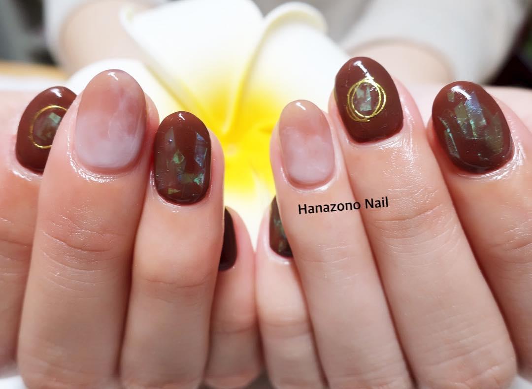 cool pink nail designs 2019 4 - 21 Cool Pink Nail Designs 2019