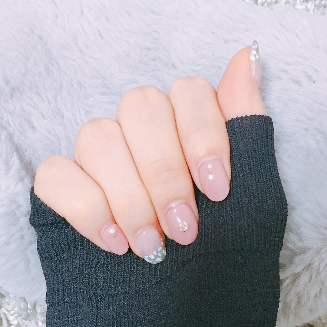 cool pink nail designs 2019 5 - 21 Cool Pink Nail Designs 2019