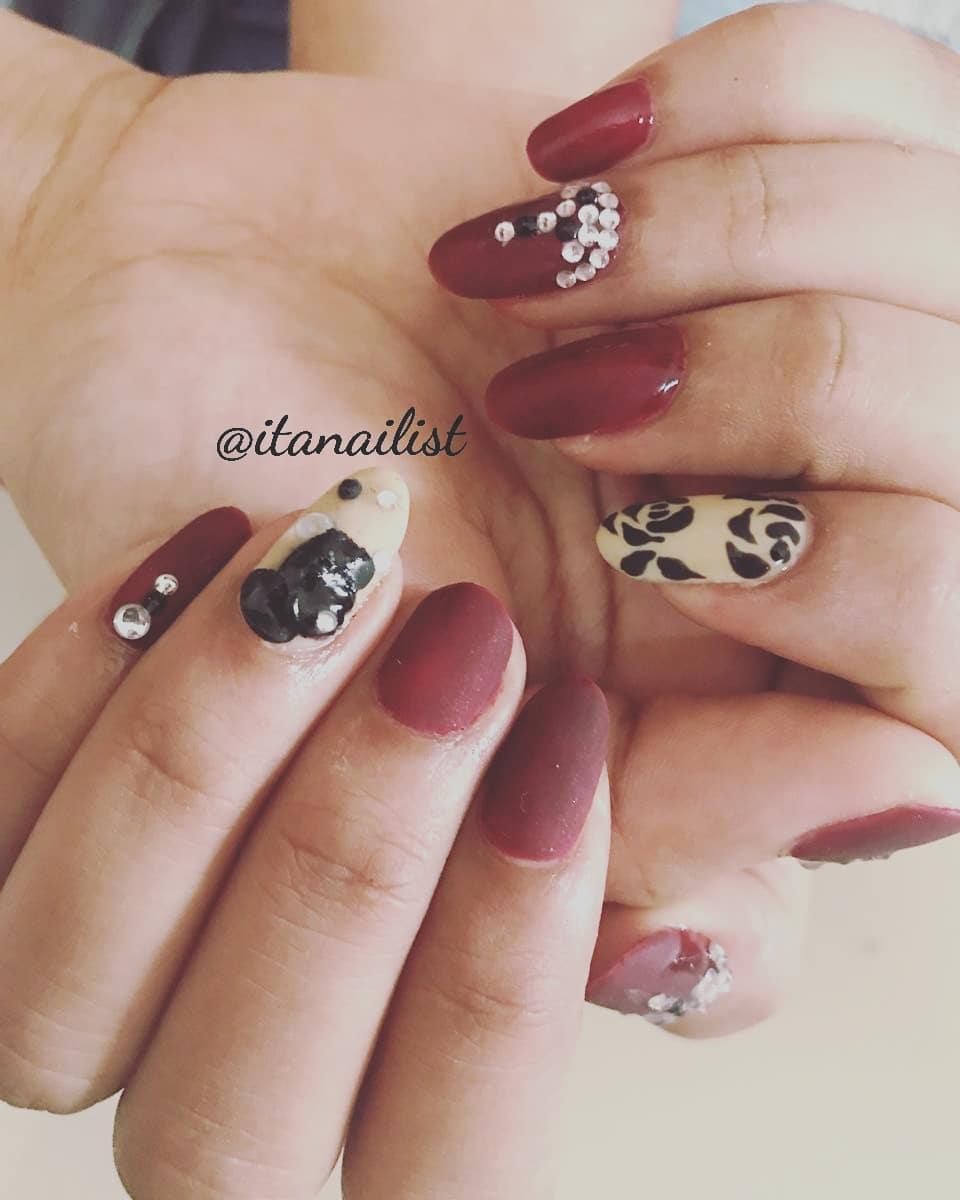 fake nail designs 2 - DIY Easy Fake Nails That Last Three Weeks & Fake Nail Designs