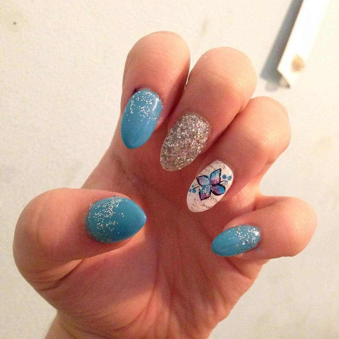 fake nail designs 20 - DIY Easy Fake Nails That Last Three Weeks & Fake Nail Designs