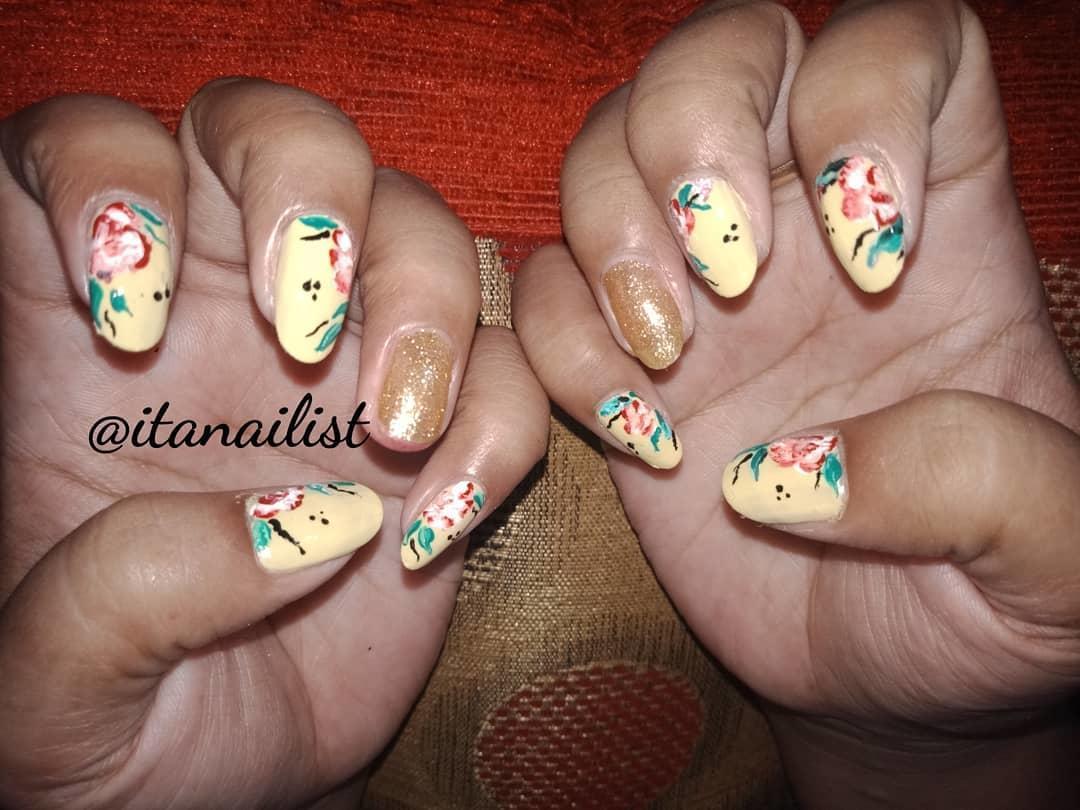 fake nail designs 3 - DIY Easy Fake Nails That Last Three Weeks & Fake Nail Designs