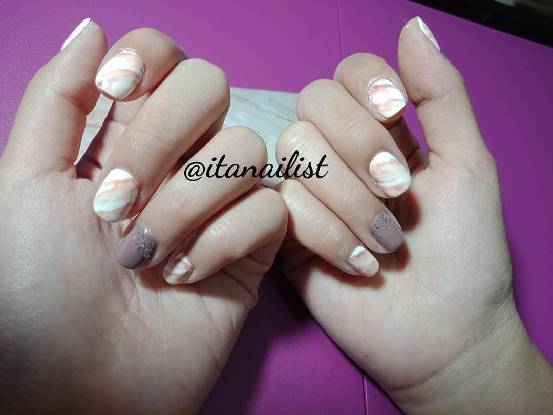 fake nail designs 9 - DIY Easy Fake Nails That Last Three Weeks & Fake Nail Designs