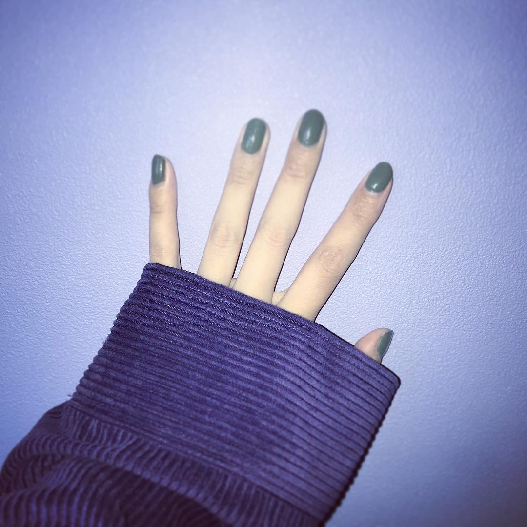 green nail art ideas and designs for 2019 - 17 Green Nail Art Ideas and Designs for 2019