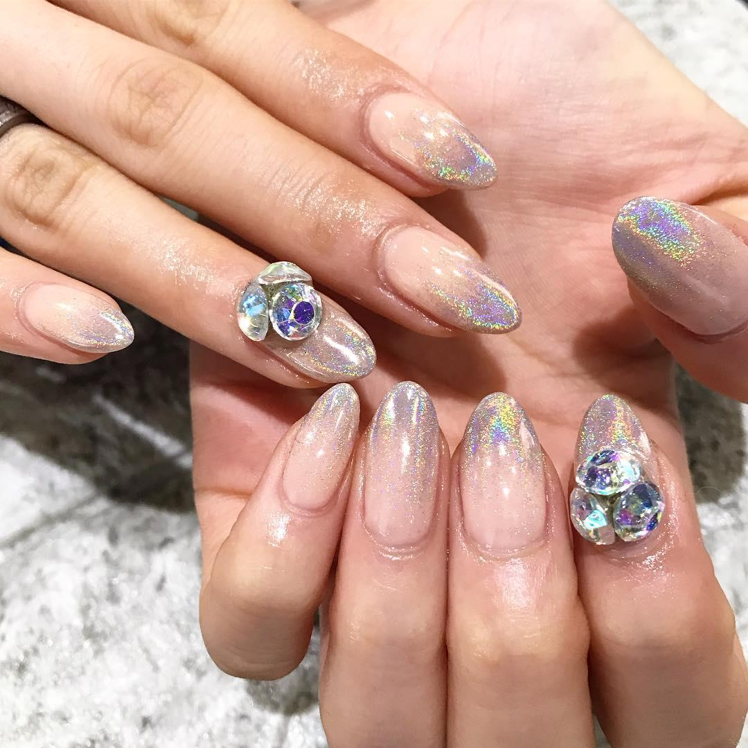 inspiring winter nail designs 2019 2 - Inspiring Winter Nail Designs 2019