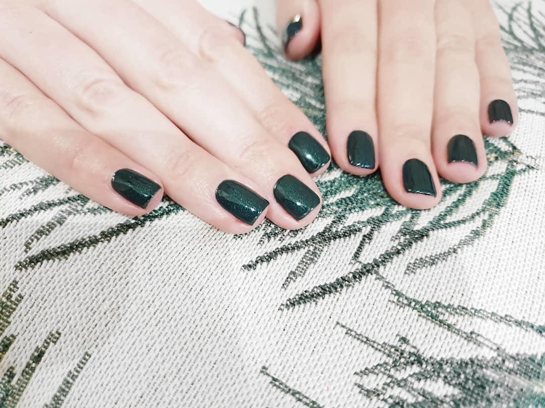 inspiring winter nail designs 2019 22 - Inspiring Winter Nail Designs 2019