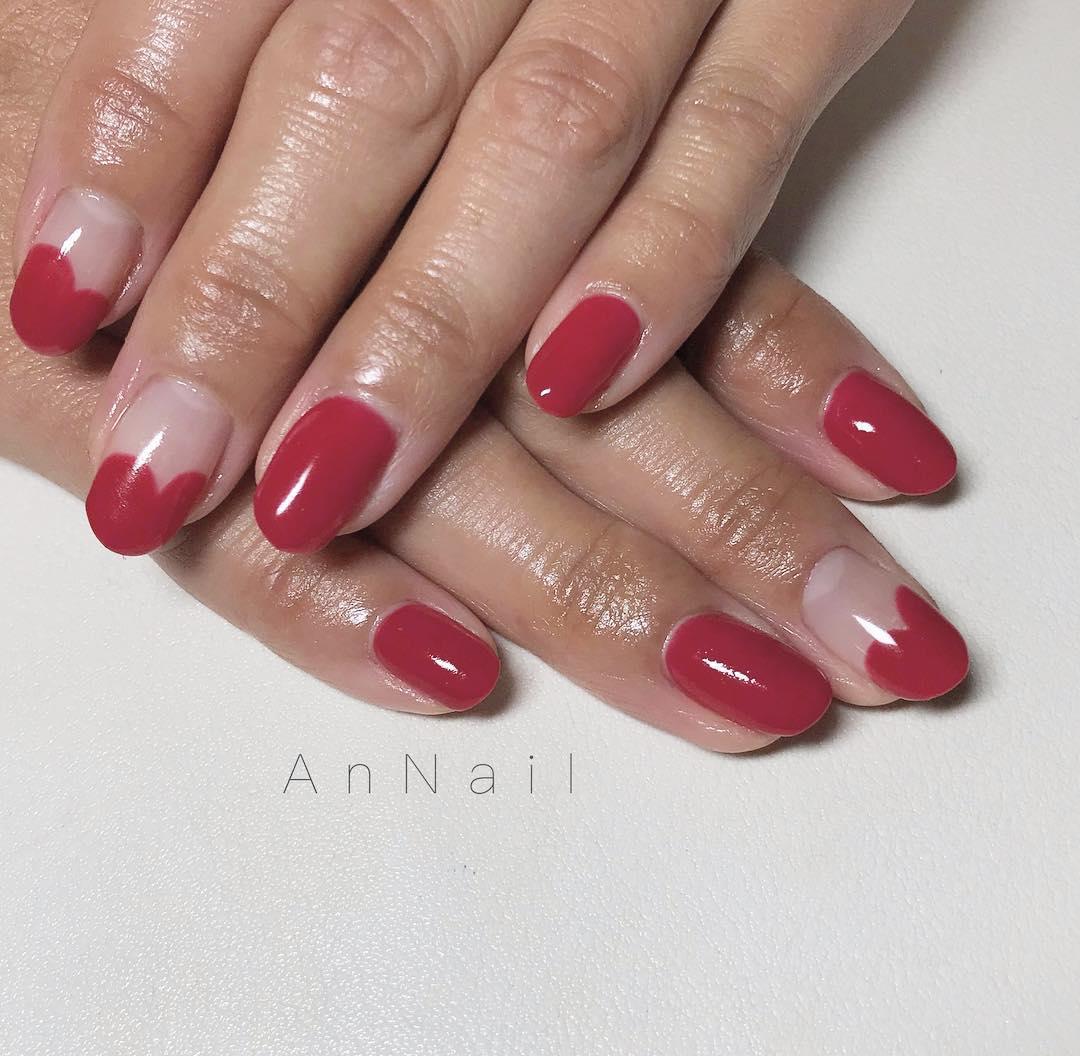 inspiring winter nail designs 2019 3 - Inspiring Winter Nail Designs 2019