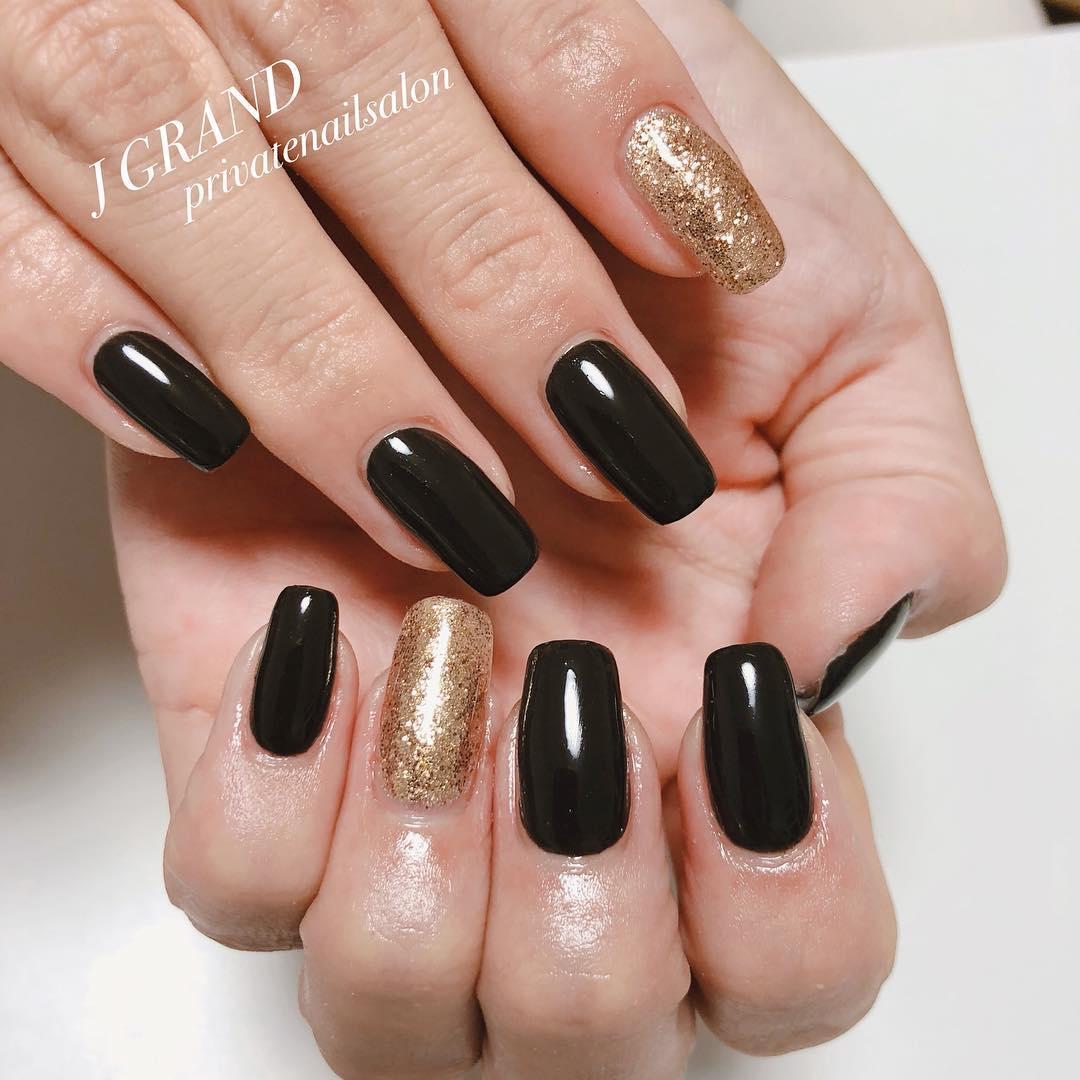 inspiring winter nail designs 2019 7 - Inspiring Winter Nail Designs 2019