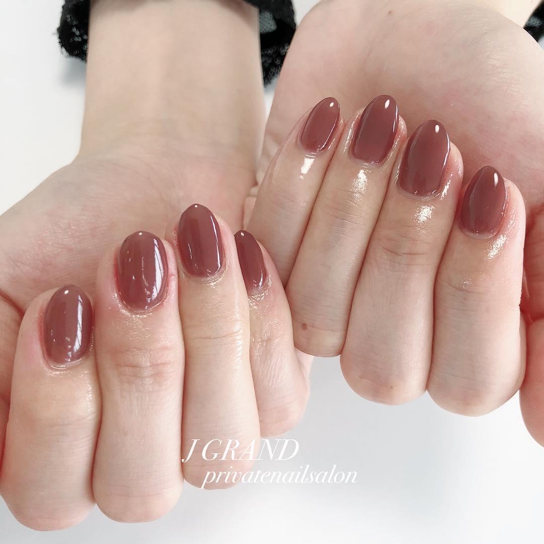 inspiring winter nail designs 2019 9 - Inspiring Winter Nail Designs 2019