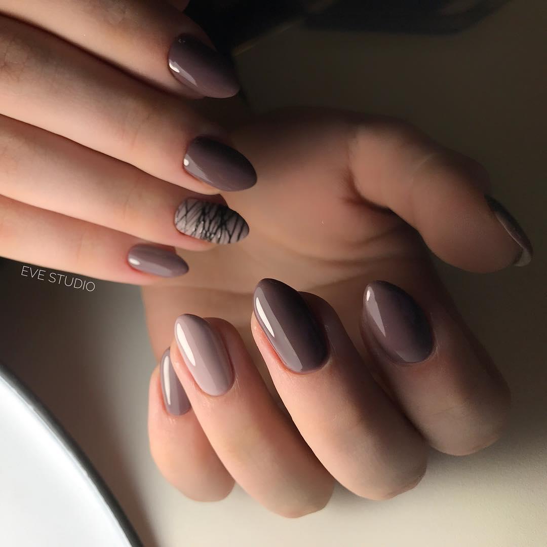 latest shellac nail designs 2019 13 - 14 Latest Shellac Nail Designs 2019