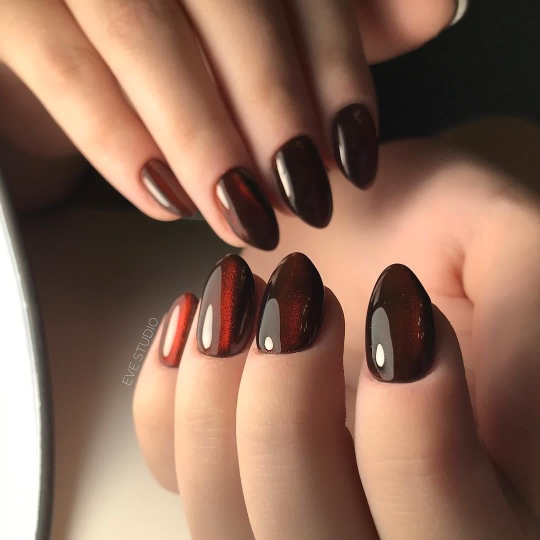 latest shellac nail designs 2019 5 - 14 Latest Shellac Nail Designs 2019