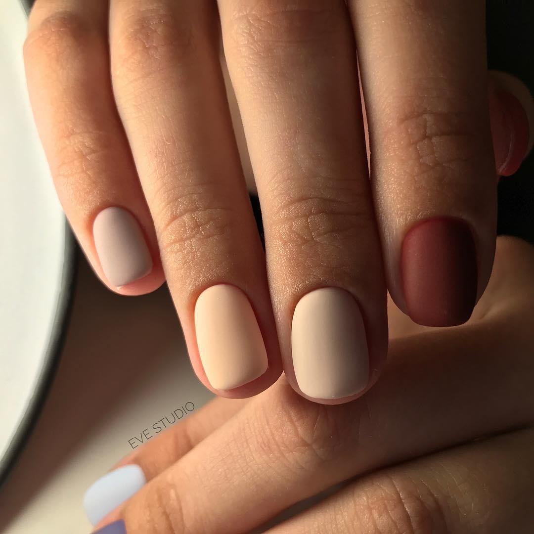 latest shellac nail designs 2019 9 - 14 Latest Shellac Nail Designs 2019