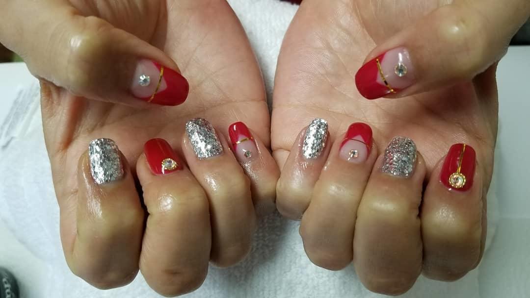 popular unique nail designs 2019 6 - Popular Unique Nail Designs 2019