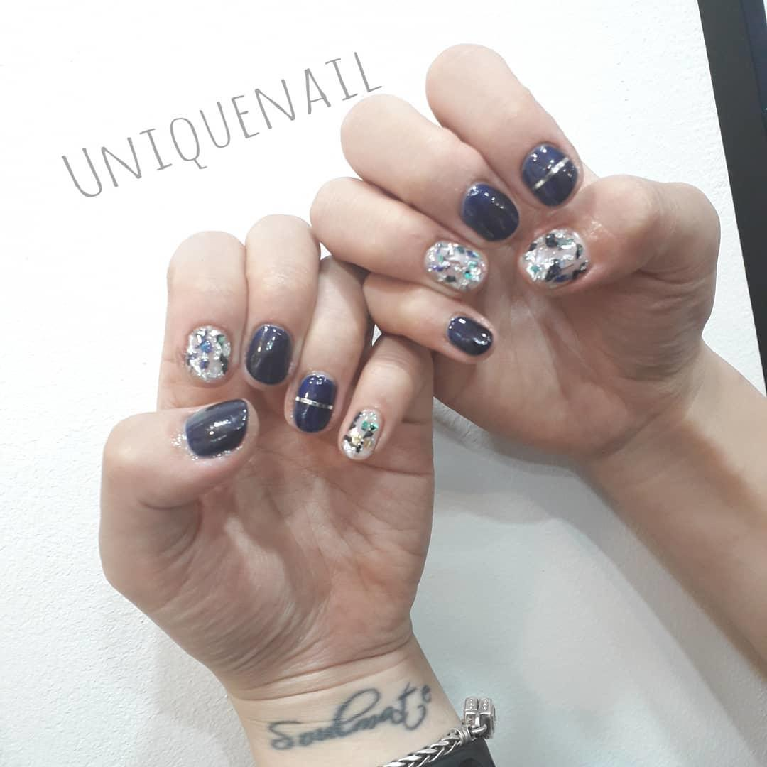 popular unique nail designs 2019 7 - Popular Unique Nail Designs 2019