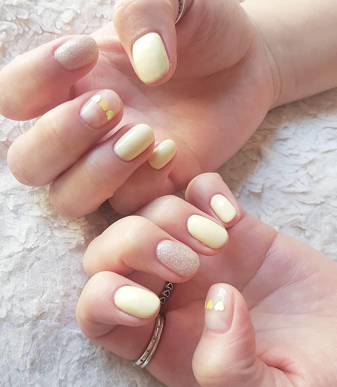 pretty spring nail art designs 13 - Pretty Spring Nail Art Designs 2019