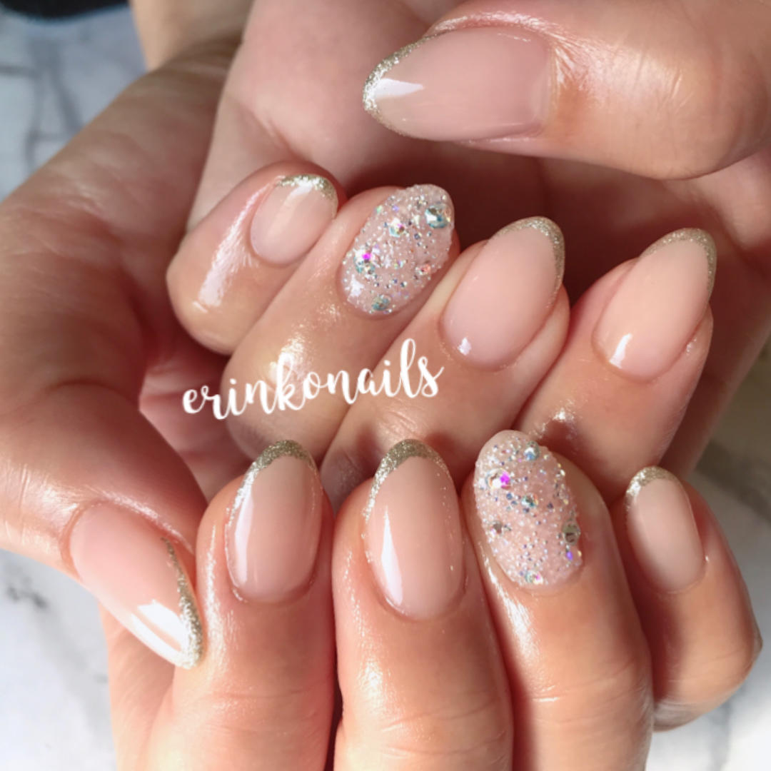 pretty spring nail art designs 15 - Pretty Spring Nail Art Designs 2019