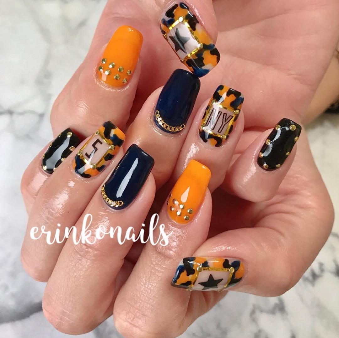 pretty spring nail art designs 21 - Pretty Spring Nail Art Designs 2019