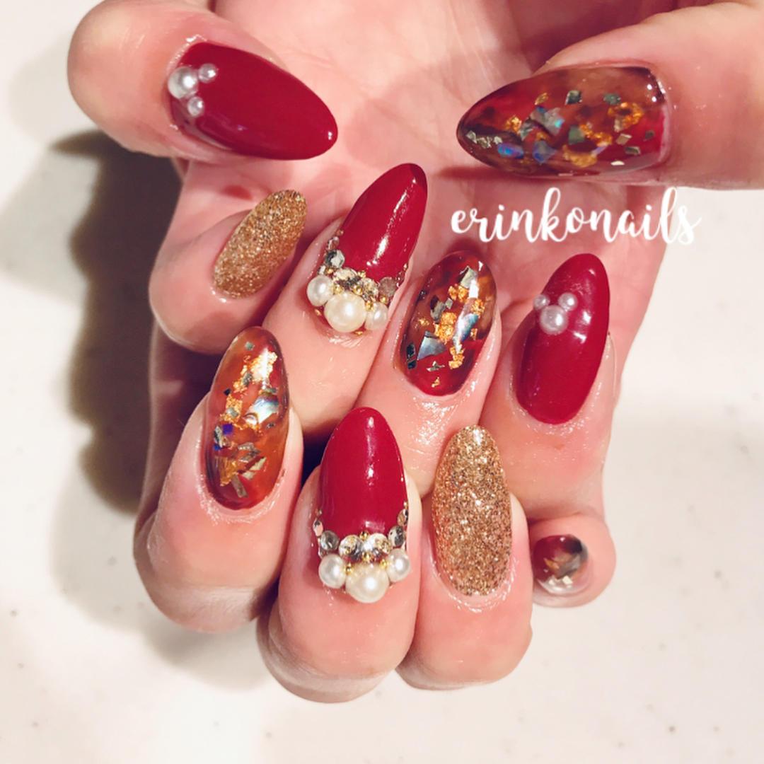 pretty spring nail art designs 25 - Pretty Spring Nail Art Designs 2019