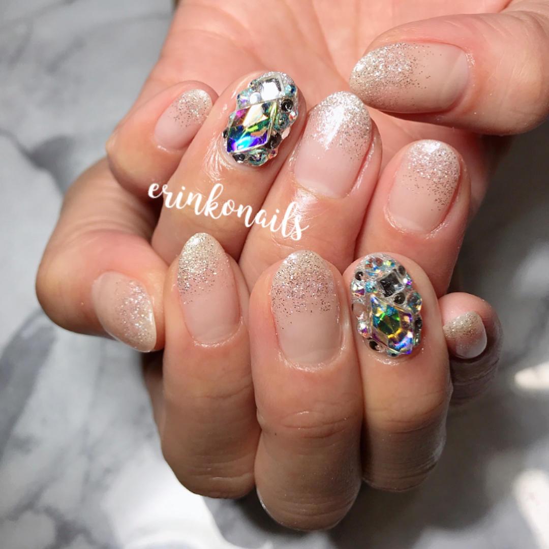 pretty spring nail art designs 26 - Pretty Spring Nail Art Designs 2019