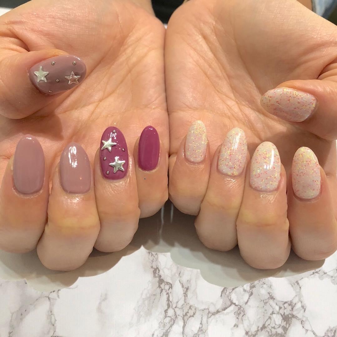 pretty spring nail art designs 3 - Pretty Spring Nail Art Designs 2019