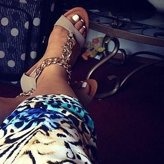 pretty toe nail design ideas 2019 4 - 15 Pretty Toe Nail Design Ideas 2019