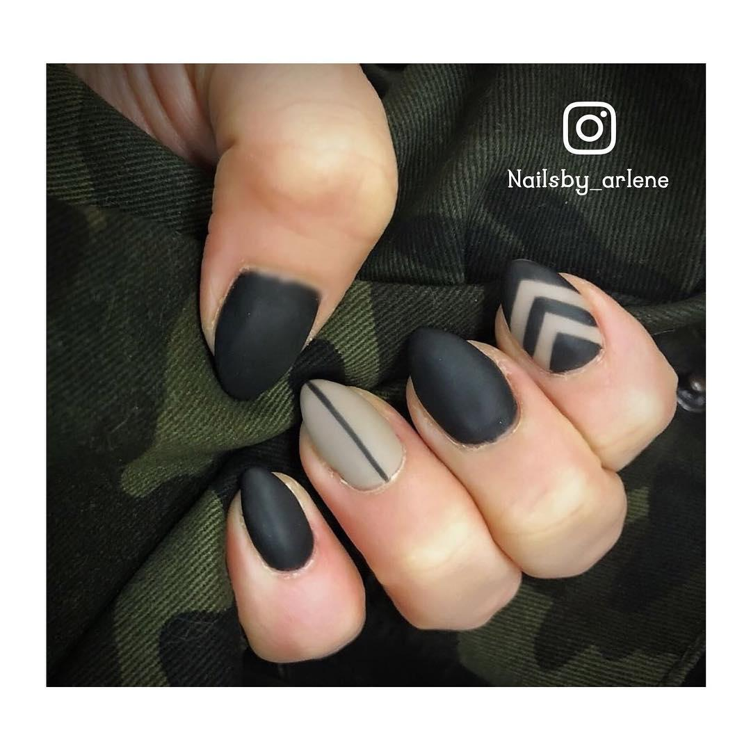 simple and easy nail art ideas 2019 1 - Simple And Easy Nail Art Ideas 2019