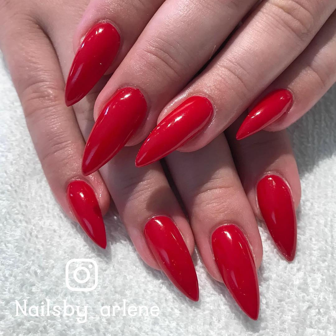 simple and easy nail art ideas 2019 10 - Simple And Easy Nail Art Ideas 2019