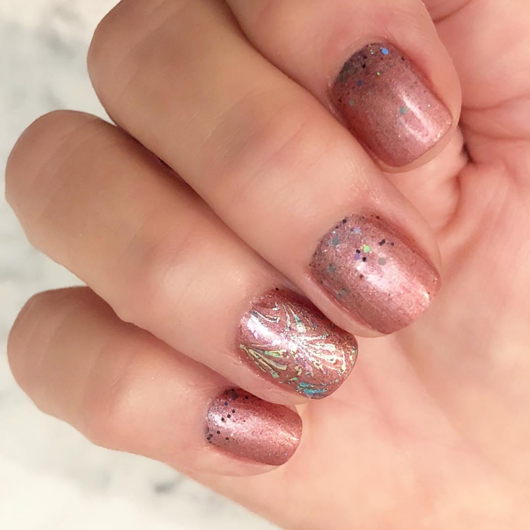simple and easy nail art ideas 2019 11 - Simple And Easy Nail Art Ideas 2019