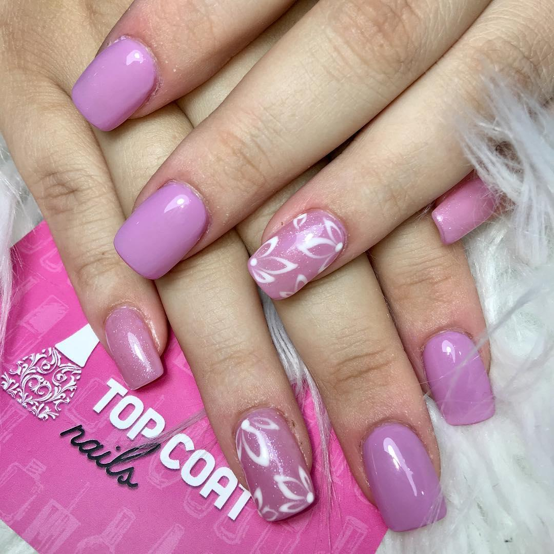 simple and easy nail art ideas 2019 13 - Simple And Easy Nail Art Ideas 2019