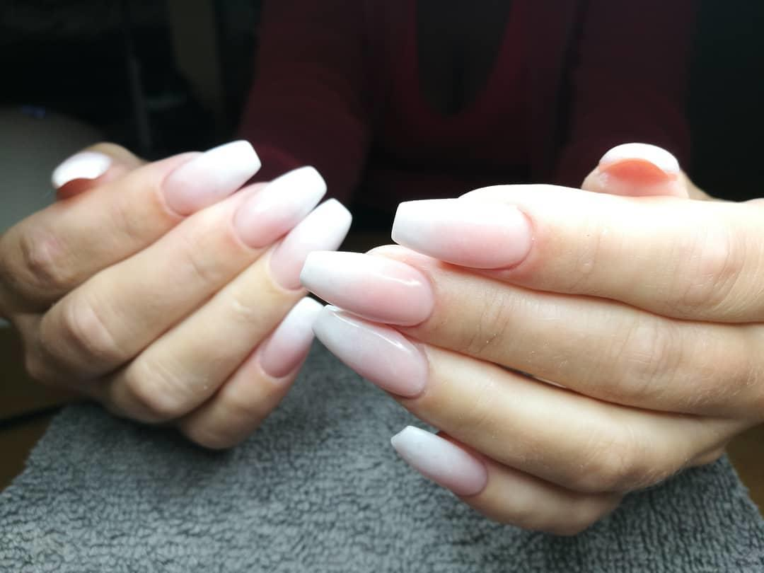 simple and easy nail art ideas 2019 14 - Simple And Easy Nail Art Ideas 2019
