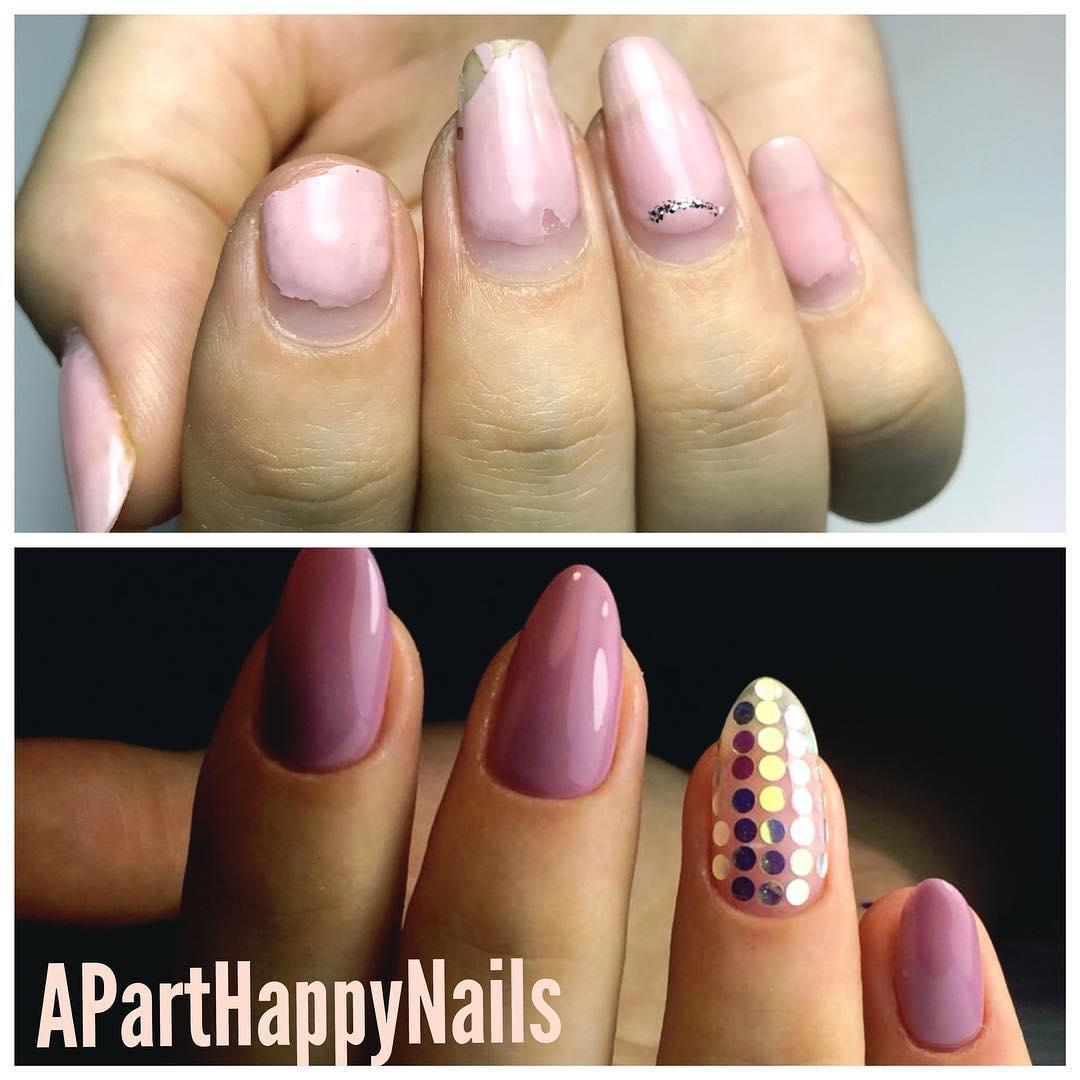 simple and easy nail art ideas 2019 16 - Simple And Easy Nail Art Ideas 2019