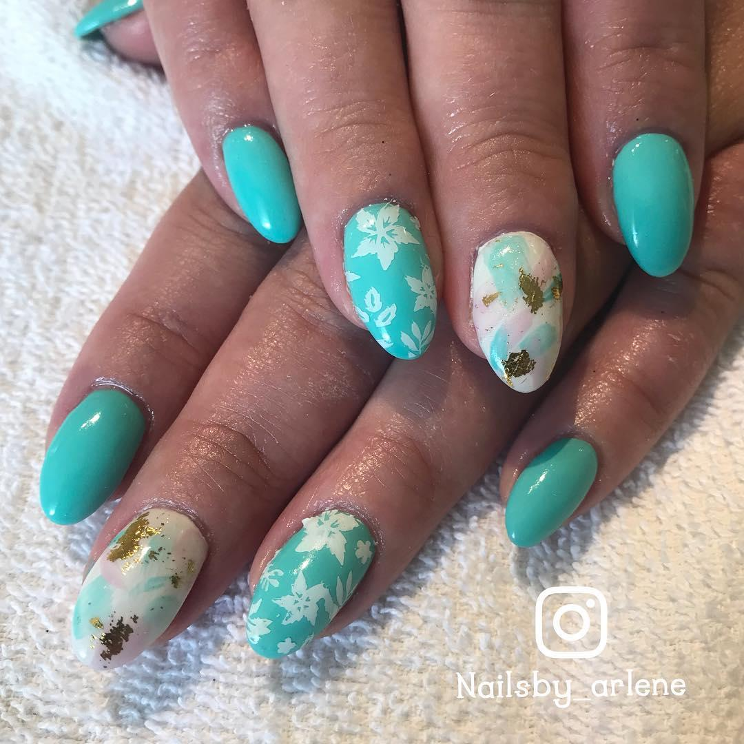 simple and easy nail art ideas 2019 18 - Simple And Easy Nail Art Ideas 2019