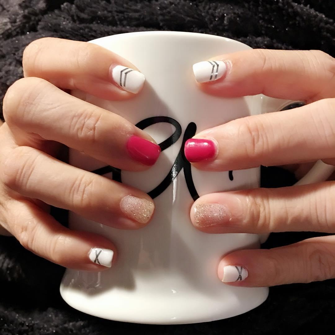 simple and easy nail art ideas 2019 19 - Simple And Easy Nail Art Ideas 2019