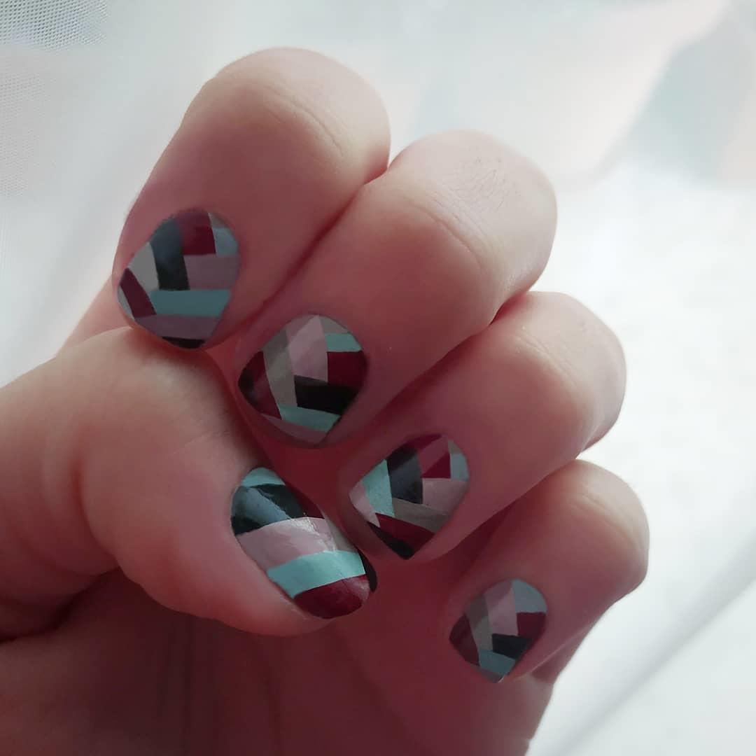 simple and easy nail art ideas 2019 2 - Simple And Easy Nail Art Ideas 2019