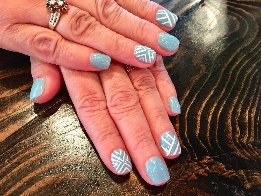 simple and easy nail art ideas 2019 20 - Simple And Easy Nail Art Ideas 2019