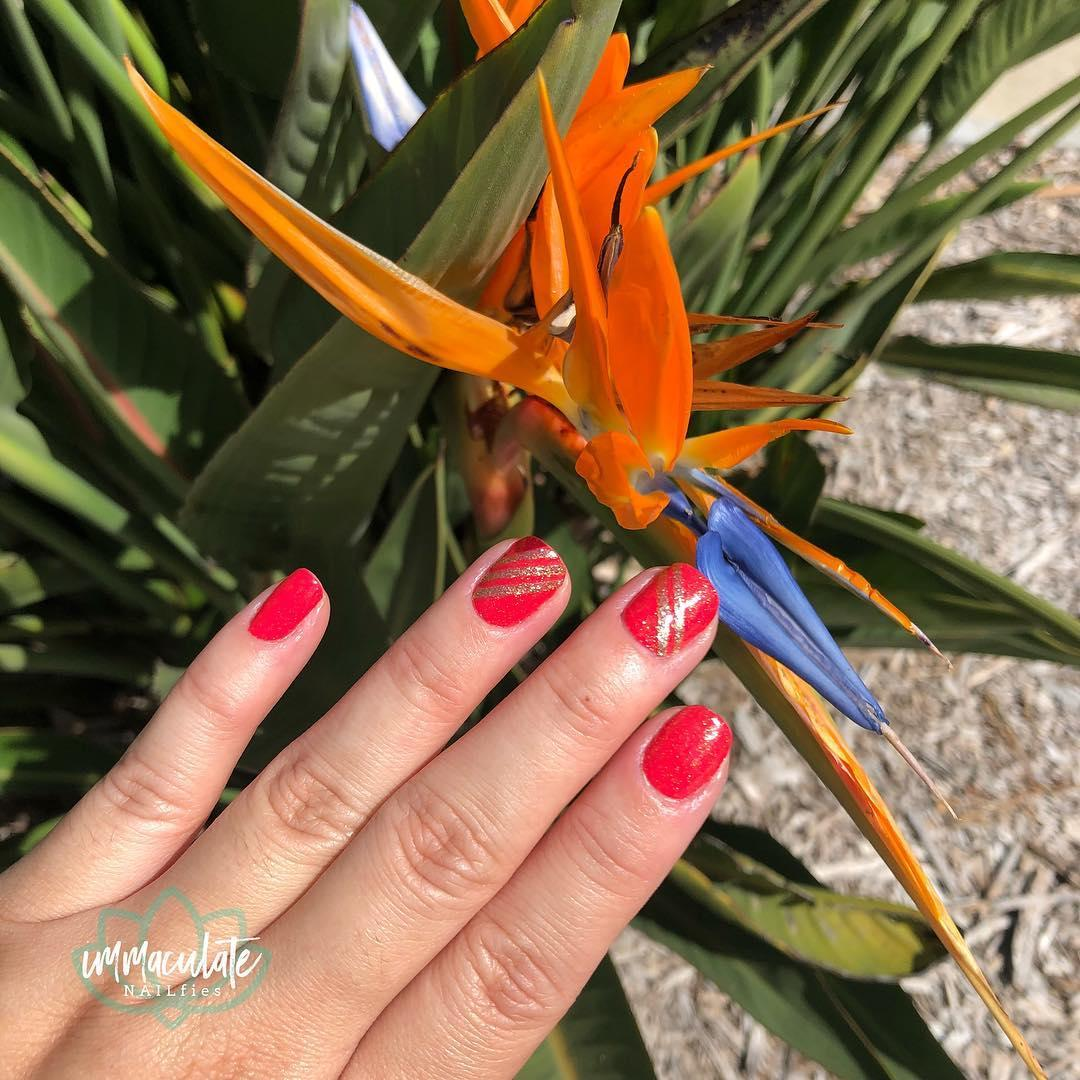 simple and easy nail art ideas 2019 9 - Simple And Easy Nail Art Ideas 2019
