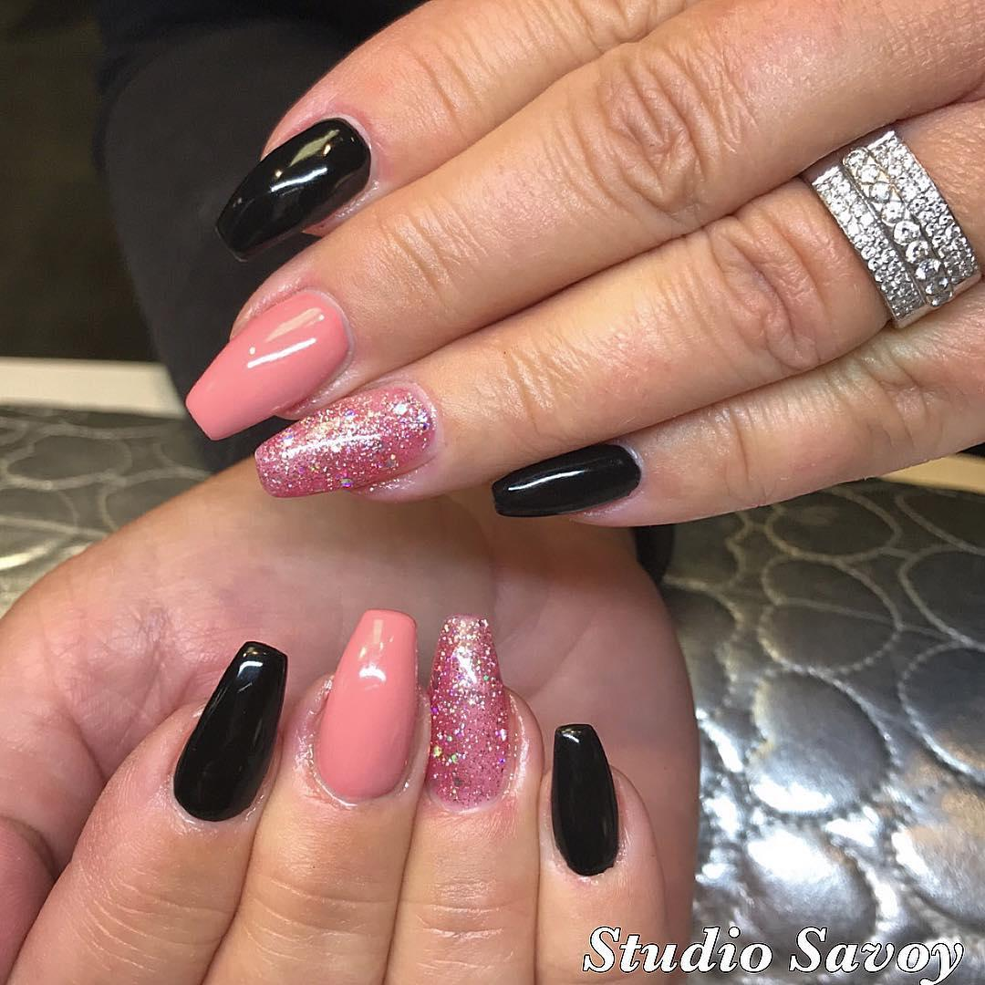 special french manicure nail designs 10 - 14 Special French Manicure Nail Designs