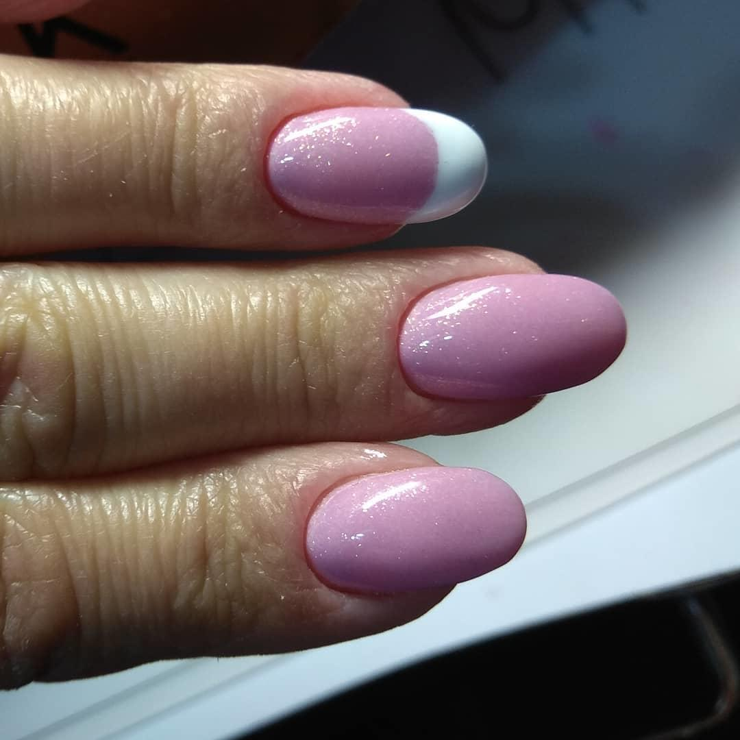 special french manicure nail designs 13 - 14 Special French Manicure Nail Designs
